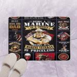 DS Being a marine YE260703 Bath Mat