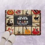 DS Guitar Bath Mat