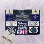DS Coast Guard LI030801 Bath Mat