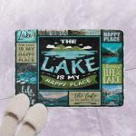 DS Lake BI020802 Bath Mat