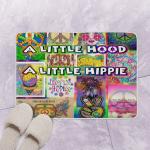 A little hood A little hippie ABC24106782 Bath Mat