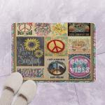 Hippie ABC22103608 Bath Mat