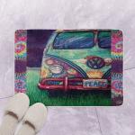 Hippie Bus CL2100232MDQ Bath Mat