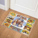DS Hippie QH070801 Door Mat