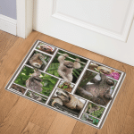 Baby Sloth CL05100003MDQ Door Mat