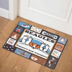 Beagle Dog CL15100010MDQ Door Mat