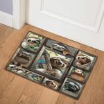 Beloved Sloths CLH2111047Q Door Mat