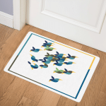 Birds CLT280605 Door Mat