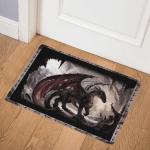 Black Dragon CLH1611259Q Door Mat