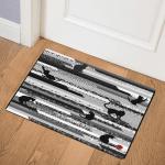 Black Cat CLD240669 Door Mat