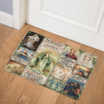 Blessed Virgin Mary Our Lady CL18100104MDQ Door Mat