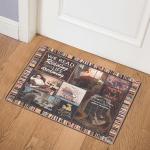 Book CLA1610346Q Door Mat