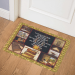 Book CLA1610335Q Door Mat