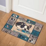 Boston Terrier ABC22101812 Door Mat