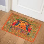 Buddhist BBB251102NB Door Mat