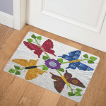 Butterfly CLA1710081Q Door Mat