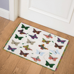 Butterfly CLA0710128Q Door Mat