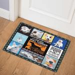 Bull Terrier ABC24107050 Door Mat