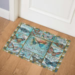 Butterfly TVH1510016 Door Mat