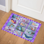 Butterfly TVH141018 Door Mat