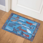 Cat CLA1010175Q Door Mat