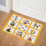 Cats CLA1010203Q Door Mat