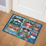 Cat TVH141052 Door Mat