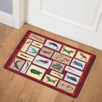 Chameleon CLA2110083Q Door Mat