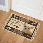 Chihuahua ABC22102287 Door Mat