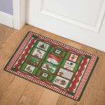 Christmas CLA1010222Q Door Mat