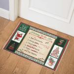 Christmas CL15100087MDQ Door Mat