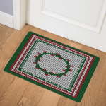 Christmas CLA1110124Q Door Mat