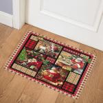 Christmas ABC22102301 Door Mat
