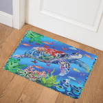 Colorful Turtle ABC24105660 Door Mat