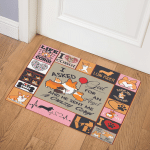 Corgi CL14100140MDQ Door Mat