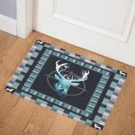 Deer Hunting CLM0910069 Door Mat