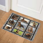 Doberman CLA31100412Q Door Mat