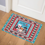 Dog BBB051108MH Door Mat