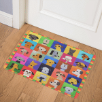Dog TVH1410143 Door Mat