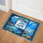 Dolphin ABC24107305 Door Mat