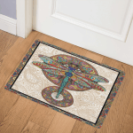Dragonfly CLA0810143Q Door Mat