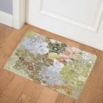 Fairy And Flower CLP1111167Q Door Mat