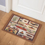 Fall CLM2511259 Door Mat