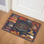 Firefighter B191020 Door Mat