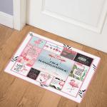 Flamingo aholic DHC211124103DD Door Mat