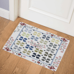 Flower CLA1510136Q Door Mat