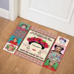Frida Kahlo ABC22103226 Door Mat