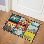 Germany LI060707A Door Mat