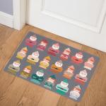 Gnomes CLT2210088H Door Mat