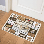 Goldendoodle Dog CL30100030MDQ Door Mat
